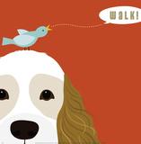 Peek-A-Boo: Cocker Spaniel Posters by Yuko Lau
