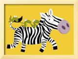 The Zebra Print by Nathalie Choux