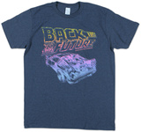 Back To The Future - Now You See It Bluse
