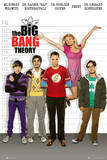 The Big Bang Theory-Line Up Prints