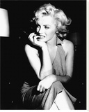 Marilyn Monroe, 1952 Stretched Canvas Print
