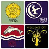 Game Of Thrones - Season Two Coaster Set Coaster