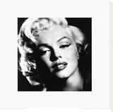 Marilyn Monroe: Glamour キャンバスプリント