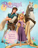 Rapunzel-Group Affiches