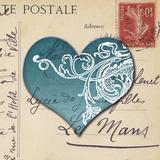 Le Cœur d'Amour II Affischer av Sabine Berg