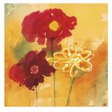 Sunflowers II Posters by Aunaray Carol Clusiau