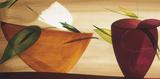 Flores Frescas II Posters par Lola Abellan