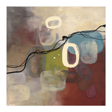 Spring Retrospective Prints by Laurie Maitland