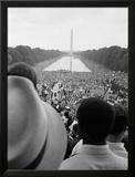 Civil Rights March on Washington, D.C. Plakater af Warren K. Leffler