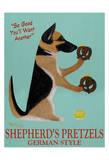 Shepherd's Pretzels Spesialversjon av Ken Bailey