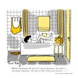 Hazel Cartoon Affiche par Ted Key