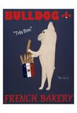 Bull Dog French Bakery Limitierte Auflage von Ken Bailey