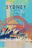 Cities V Kunstdrucke von Ken Hurd