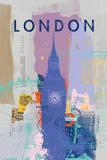 Cities II Prints by Ken Hurd