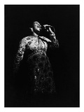 Aretha Franklin Photographic Print by Norman Hunter