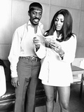 Ike and Tina Turner - 1969 Photographic Print by Isaac Sutton