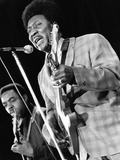 Muddy Waters, - 1970 Photographic Print by Maurice Sorrell