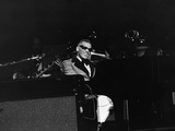 Ray Charles - 1978 Photographic Print by Norman Hunter