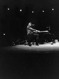 Ray Charles - 1971 Photographic Print by Norman Hunter