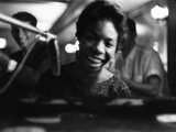 Nina Simone - 1959 Reproduction photographique par G. Marshall Wilson