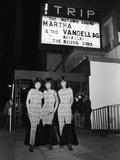 Martha & The Vandellas Reproduction photographique par G. Marshall Wilson