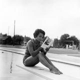 Eartha Kitt - 1959 Photographic Print by Isaac Sutton