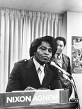 James Brown, Republican Party Photographic Print by Maurice Sorrell