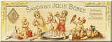 Jolis Bébés Tin Sign