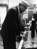 Thelonious Monk - 1964 Photographic Print by Moneta Sleet Jr.