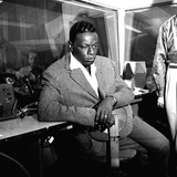 Nat King Cole Photographic Print by Isaac Sutton