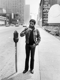 Melvin Van Peebles Photographic Print by Norman Hunter