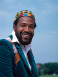 Marvin Gaye - 1974 Reproduction photographique par G. Marshall Wilson