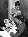 James Brown Reproduction photographique par G. Marshall Wilson