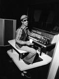 Stevie Wonder - 1976 Photographic Print by Isaac Sutton