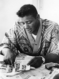 Floyd Patterson 1961 Photographic Print by Moneta Sleet Jr.