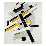 Suprematismus 1914-1916 Reproduction procédé giclée par Kasimir Malevich