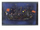 The Adventure Ship, 1927 Reproduction procédé giclée par Paul Klee