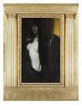 The Sin, 1893 Gicléetryck av Franz von Stuck