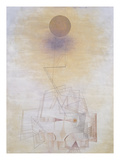 Limits of the Mind, 1927 Giclée-tryk af Paul Klee