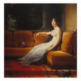 Empress Josephine, 1801 Giclee Print by Francois Gerard