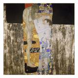 The Three Ages, 1905 Giclée-Druck von Gustav Klimt