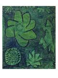 Deep Within the Woods, 1939 Giclee-trykk av Paul Klee