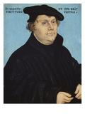 Martin Luther, 1532 Giclée-Druck von Lucas Cranach the Elder