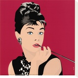 Glamour I Stretched Canvas Print by Josema Carrasco