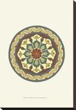 Mandalas I Stretched Canvas Print by Vanna Lam