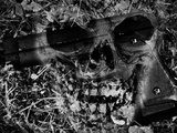 Instrument of Death Photographic Print by  Exploding Art