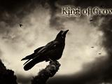 King of Crows Fotografie-Druck von  Exploding Art