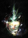 Galaxy of Dreams Fotografie-Druck von  Exploding Art
