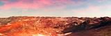 Calistranos Desert Mars 2120 Fotografie-Druck von  Exploding Art