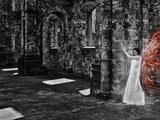 Firefairy Fotografie-Druck von  Exploding Art